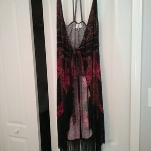 Kendall and Kylie Wrap Around Dress
